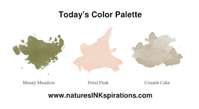 Today's Color Palette | Nature's INKspirations by Angie McKenzie