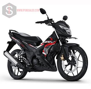 Honda-Sonic-150R-Activo-Black