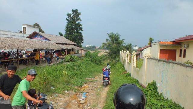 Mercy Barn, Rumah Unik Bergaya Eropa di Medan Johor