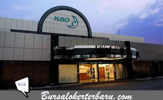 Lowongan Kerja Operator Produksi di PT. Kao Indonesia