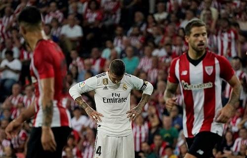 Đội bóng Real đã có được bàn thắng gỡ hòa