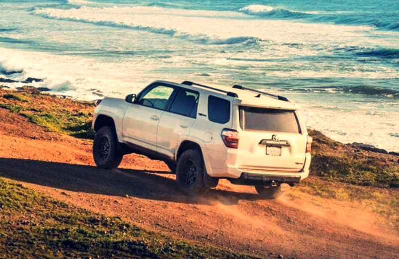 2018 Toyota 4Runner Trd Pro Limited, Sr5 and Off Road