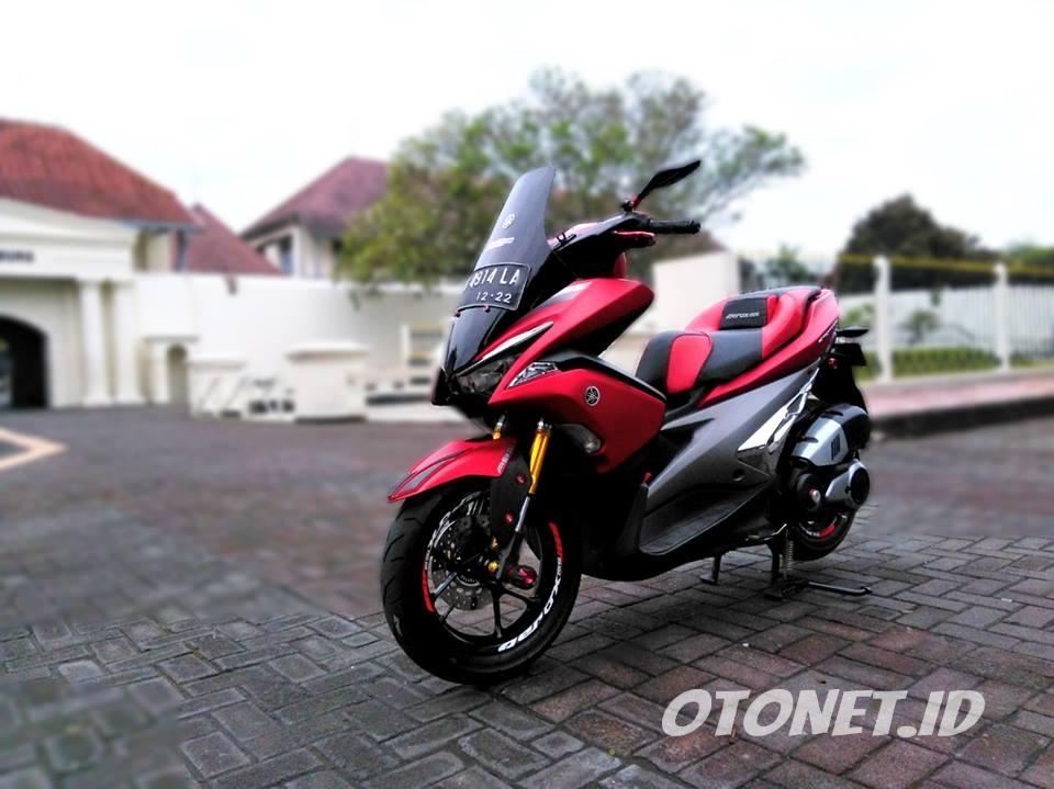 100 Foto Modifikasi Yamaha Aerox 155 Keren Abis