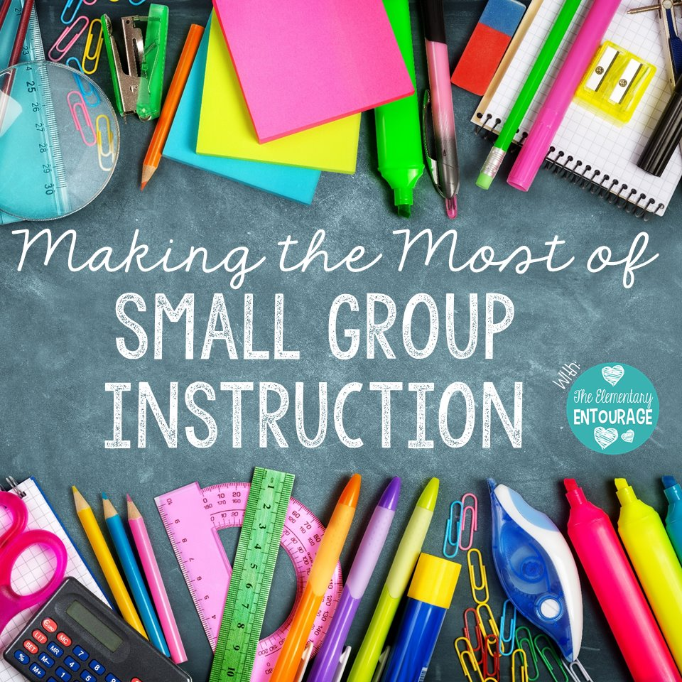 The Elementary Entourage 5 Apps For Effective Small Group