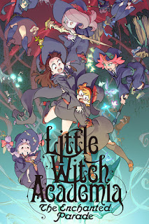 Little Witch Academia: The Enchanted Parade – Legendado (2015)