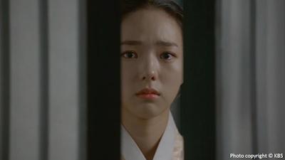 Love in the Moonlight, Moonlight Drawn By Clouds, Jo Ha Yeon, Chae Soo Bin, best scene, Ep18