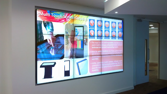 Jasa Jual Video Wall Permanen
