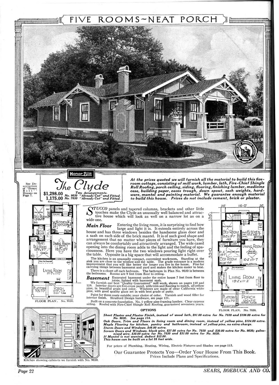 Sears modern home junkie same name different house part for Modern house 7 part 2