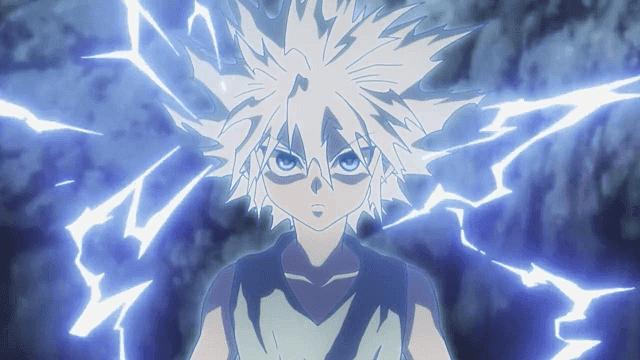 karakter pengguna jurus petir terkuat di anime