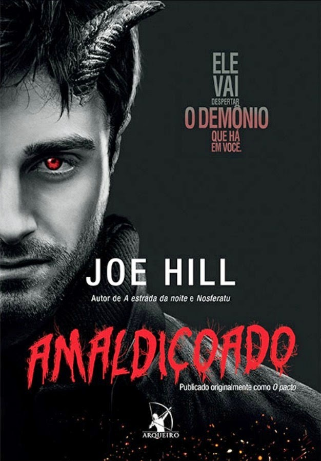Amaldiçoado, Joe Hill, Editora Arqueiro, Resenha