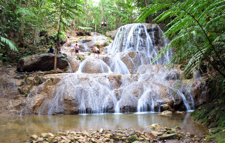 Explore Tuanadatu: M'langen Falls