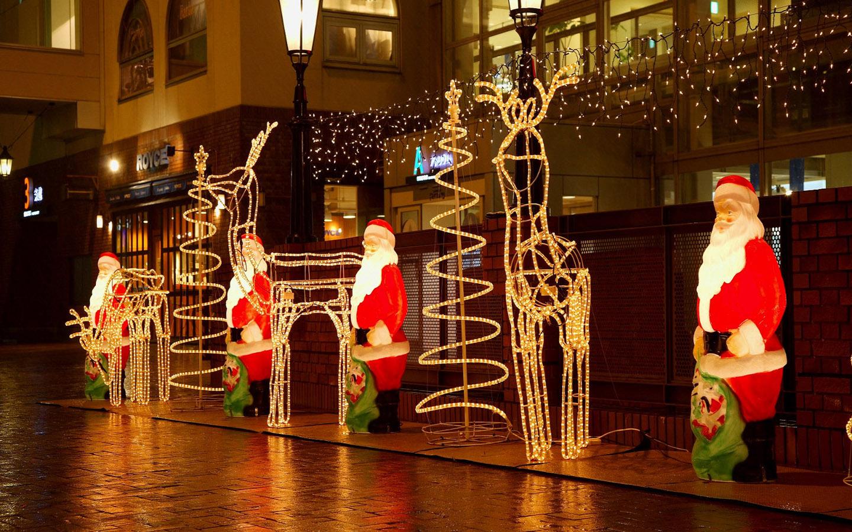 Desktop Christmas Lights