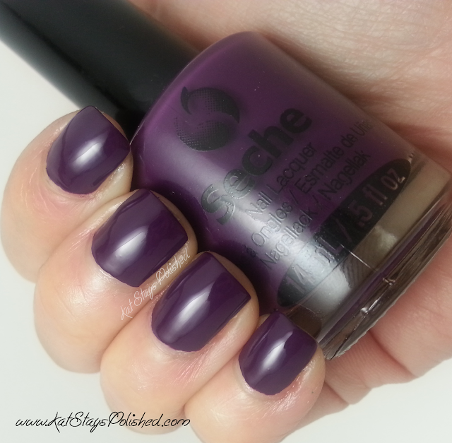 Seche Nail Lacquer - Clever & Confident
