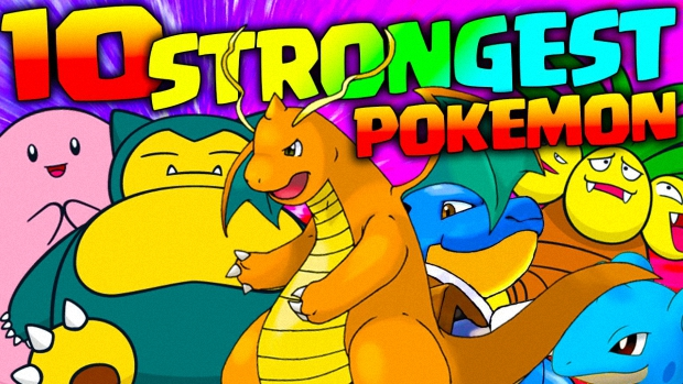The Top 10 Strongest Pokémon In Pokémon Go