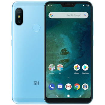 Xiaomi Mi A2 Lite 64G azul