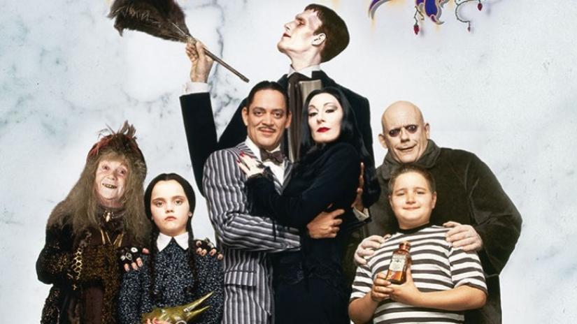 Scrapacosas Halloween Disfraz De Miercoles Addams - Disfraces-familia-adams