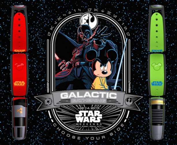 Disney Devoted: New Magic Band Designs