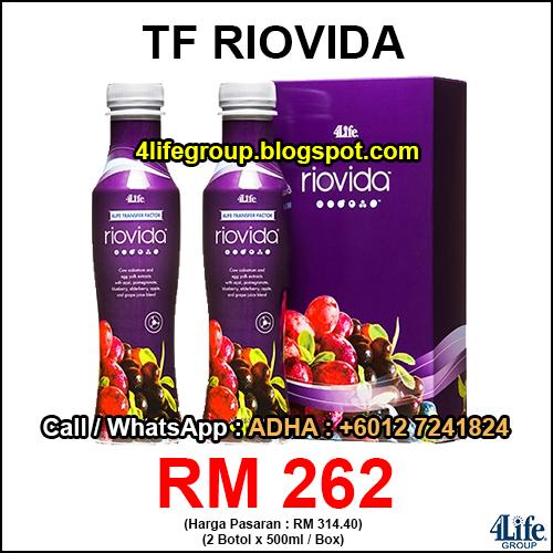 4Life Transfer Factor Riovida
