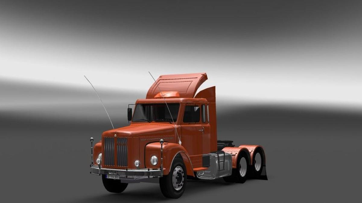 Scania 111S Qualificada Truck