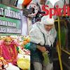 Wabup Soppeng,Jemput Jamaah Haji di Sudiang