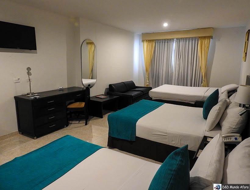 Hotel Cartagena Plaza - Roteiro de 4 dias em Cartagena, Colômbia