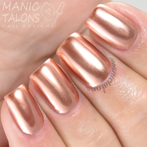 Madam Glam Metallic Gel Play Date Swatch