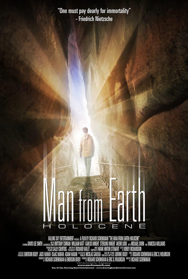 O Homem da Terra: Holoceno Legendado