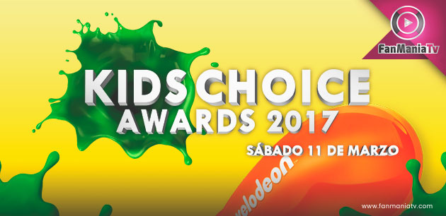 Ver Online Kids' Choice Awards 2017 Este 11/03/17 En Vivo y Gratis