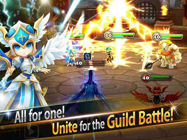 Summoners War Mod Apk Unlimited Crystals