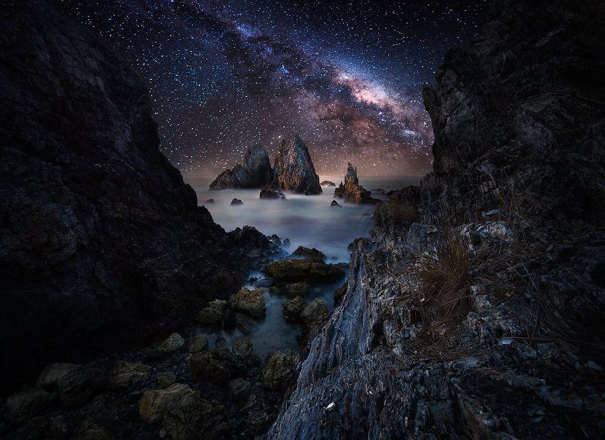 starry Night Sky-6