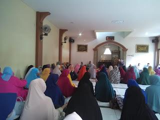 Promosi Susu Haji Sehat di KBIH Darul Hikmah, Pamulang Tangerang Selatan