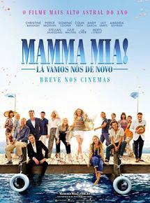 Mamma Mia! Lá Vamos Nós de Novo - Dublado