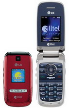 LG Swift clamshell on Alltel