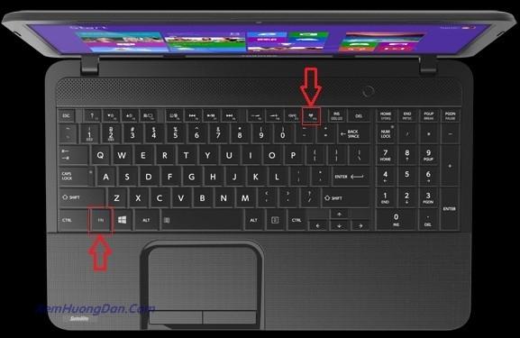 Cach khac phuc loi khong bat duoc wifi tren laptop