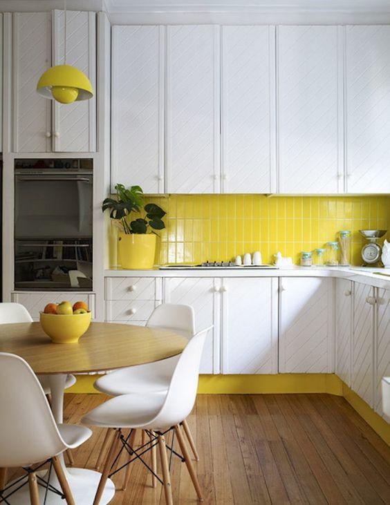 sarı mutfak