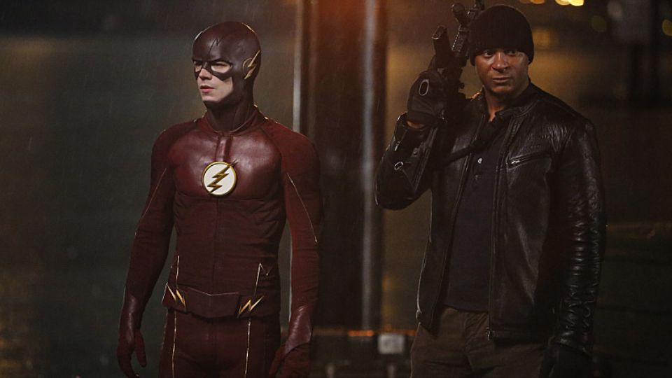 TRANS-SCRIBE: The Flash 'King Shark' Review