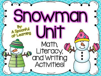 Snowman Fun!!