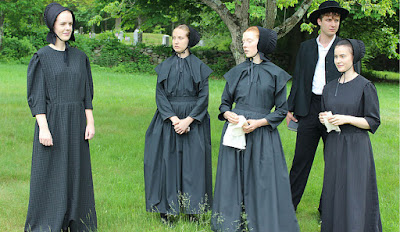 Amish Witches