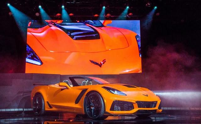 """Así es el nuevo Corvette ZR1 lo apodan """"la bestia de las carreteras"""" por sus 755 caballos de fuerza"""