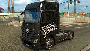 Racing Sport skin for Mercedes MP IV