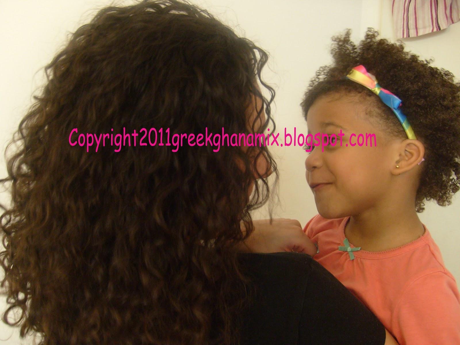 Mixed Chicks Hair