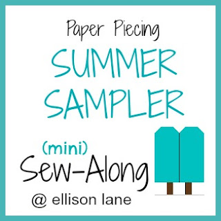 summer sampler sew along