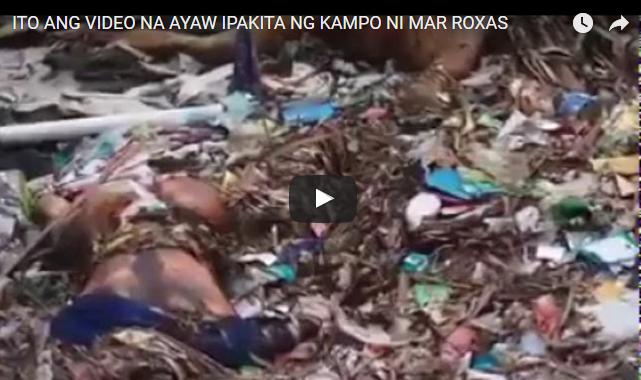 WATCH: Ang Video Na Ito Ay Ayaw Ipalabas sa Publiko sa Kampo ni Mar Roxas