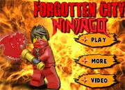 Ninjago Forgotten City