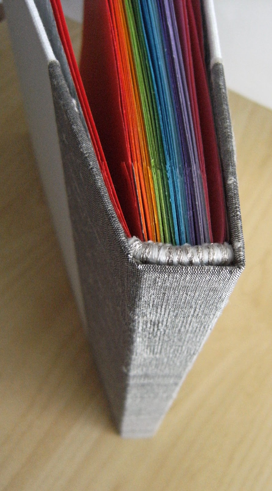 Lizzie Made A Rainbow Wedding Book