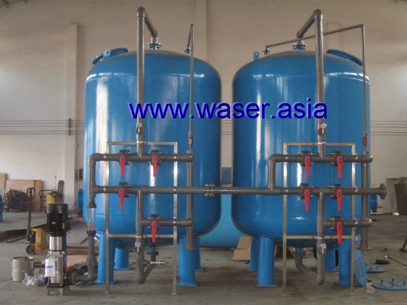 Filter Air Industri Besar