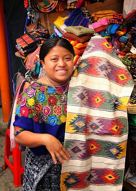 El salvador textiles Panama Central America