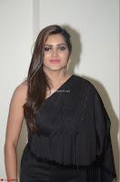 Pavani Reddy in Black Saree Sleeveless Choli ~  Exclusive 18.JPG