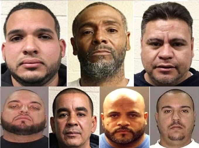 Detienen dominicanos con drogas valoradas en US$1.5MM que recibían en equipos de boxeo y estatuas religiosas