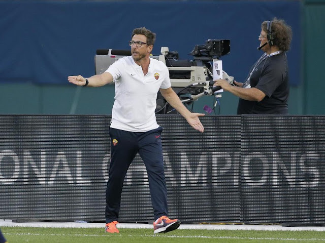 Roma Akan Memperkuat Pertahanan Untuk Antisipasi Serangan Balik Juventus